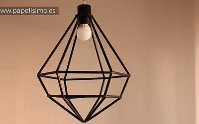 Lámparas: ideas DIY