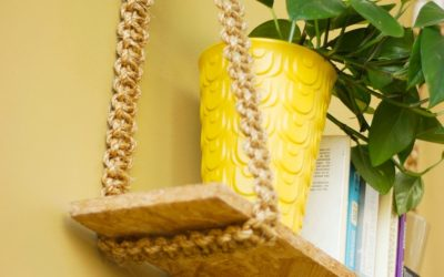 Propuestas DIY que añaden valor decorativo a tu hogar